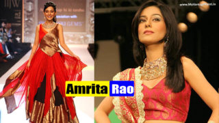 Amrita Rao – Beautiful & Sweet Girl of Bollywood