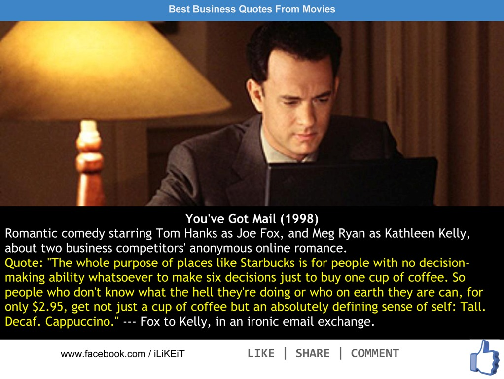 Quotes From Movies: Best Business Quotes You Can Learn From Movies
