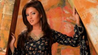 Riya Sen Latest Firdous Lawn Photo Shoot