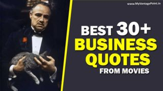 Best 30+ Business Quotes From Movies