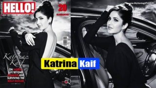 Katrina Kaif Turns On The Heat For HELLO Magazine Photoshoot!