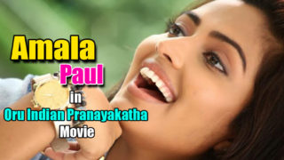 Hot Amala Paul Latest Malayalam Movie Oru Indian Pranayakatha Stills