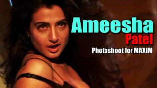 Ameesha Patel Latest VOLCANIC HOT Maxim Photoshoot | DONT MISS IT !