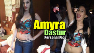 Amyra Dastur Flaunts Her Sexy Side in Her Personal Pics
