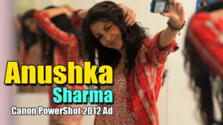 Anushka Sharma Hot & Cool Screen Caps from Canon PowerShot 2012 Ad