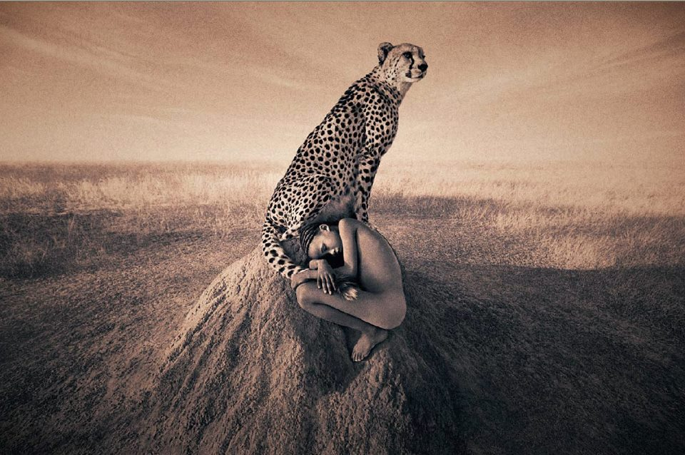 Ashes & Snow photos by Gregory Colbert, boy sleeping under leopard photos, best animal photos, best shots in the world