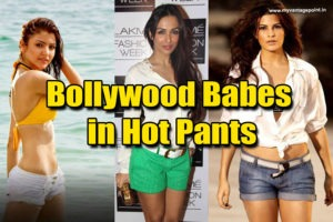 100 Best Bollywood / Tollywood Babes in Hot Pants!!!