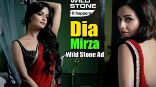Dia Mirza latest Hot Photoshoot for Wild Stone AD