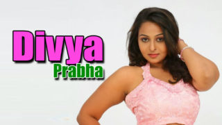 South Hot Actress Divya Prabha Sexy Photoshoot Stills
