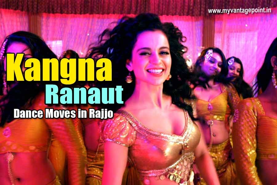 Kangna Ranaut Hot Avatar As Bar Dancer in Movie RAJJO
