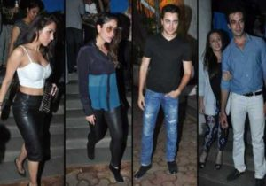 Read more about the article Kareena, Malaika dazzled at 'Gori Tere Pyar Mein' wrap up party!