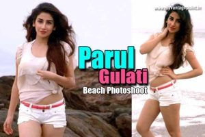 Read more about the article Parul Gulati Hot Photoshoot at Beach