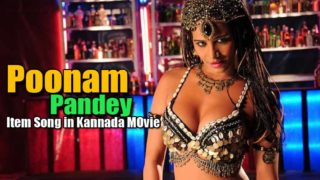 Poonam Pandey Latest Kannada Movie HOT Item Song Stills : HOTTEST EVER ;)
