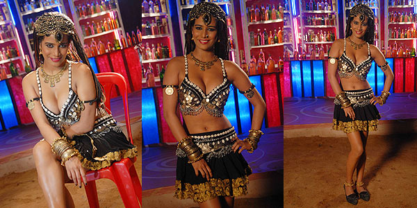 Poonam Pandey Hot Item Song in Kannad movie