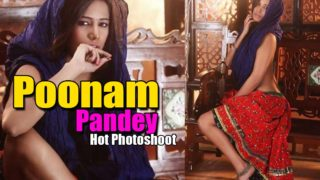 Poonam Pandey Latest Spicy Hot Photoshoot