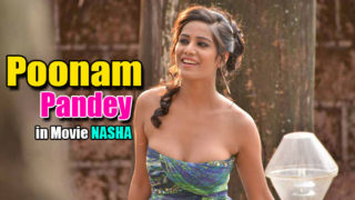 Poonam Pandey in Her Debut Movie Nasha (2013)