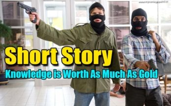 Short Story on bank robbery