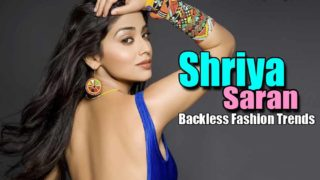 Exclusive Collection of Shriya Saran Hot Backshow Stills..Hot As Hell !!!