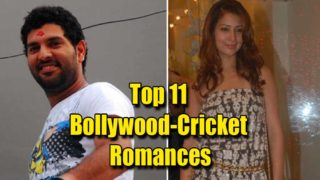 CONTROVERSIAL : Top 11 Bollywood – Cricket Romances