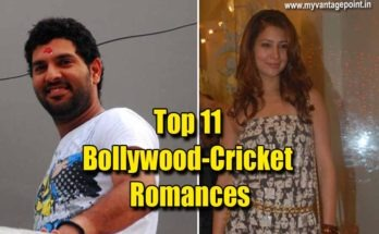 bollywood celebrity and cricket players affair
