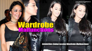 CONTROVERSIAL : Bollywood Celebrities Most Embarrassing Wardrobe M@lfuncti0ns …Ooopss Moments ;)