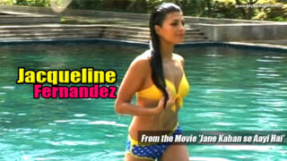 Jacqueline Fernandez's Hottest Bikini Scene From the Movie 'Jane Kahan se Aayi Hai'