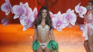 Supermodel Adriana Lima's Victorias Secret Fashion Show
