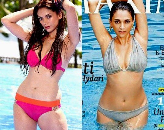Aditi Rao in Boss, Aditi Rao Haydri Bikini Pictures