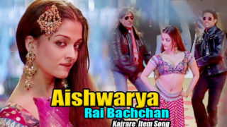 Aishwarya Rai's Hot Item Song Kajra Re HD Stills from Movie Bunty Aur Babli