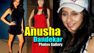 Anusha Dandekar : Hot VJ of MTV Gallery