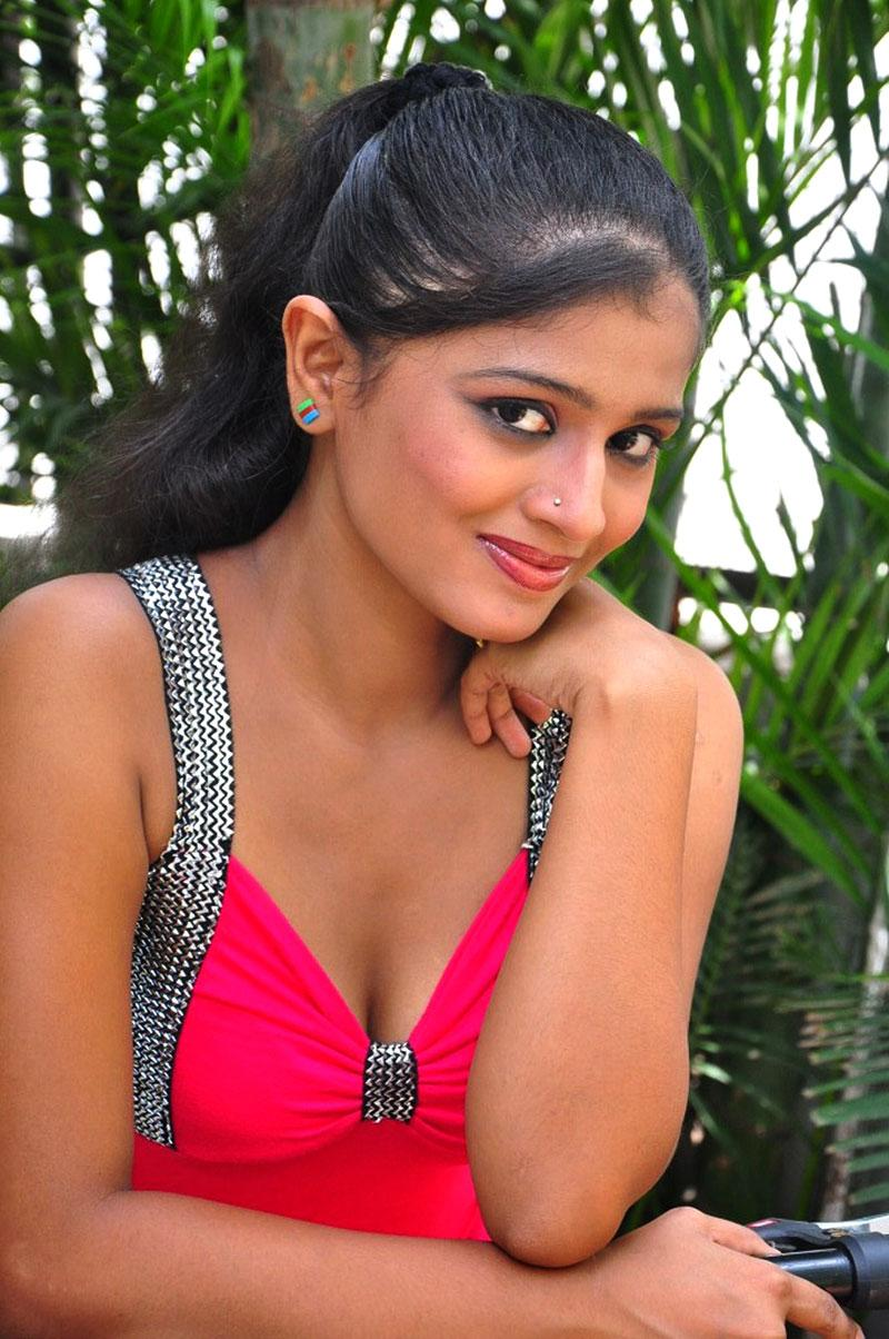 south actress Anusri hot sexy photos, Anusri tamil actress, Anusri Hot Stills in Pink Dress - VP (5)