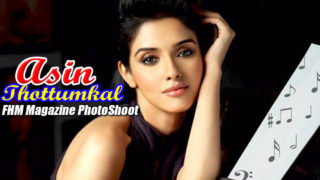 Asin's FHM Magazine Hot PhotoShoot