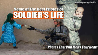 Some Best Photos on Soldiers Life