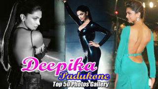 Top 50 Photos of Deepika Padukone Hot & Sexy Back !!! YOU CAN'T MISS IT !