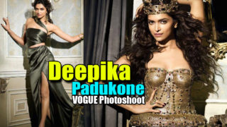 Deepika Padukone Latest Photoshoot For Vogue Sep 2013