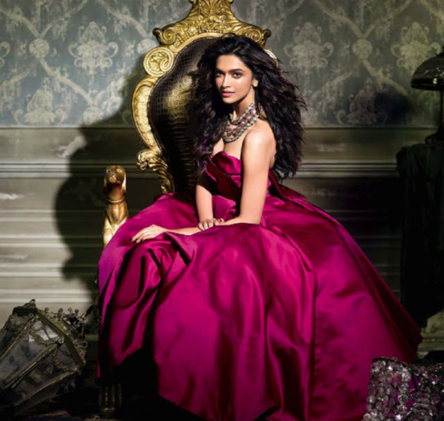 Deepika Padukone VOGUE Magazine Photoshoot