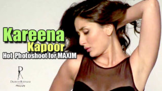 Kareena Kapoor Hot Photoshoot Pics In Black..Dont Miss It