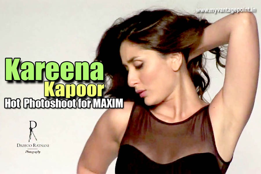 Kareena Kapoor hottest photoshoot ever