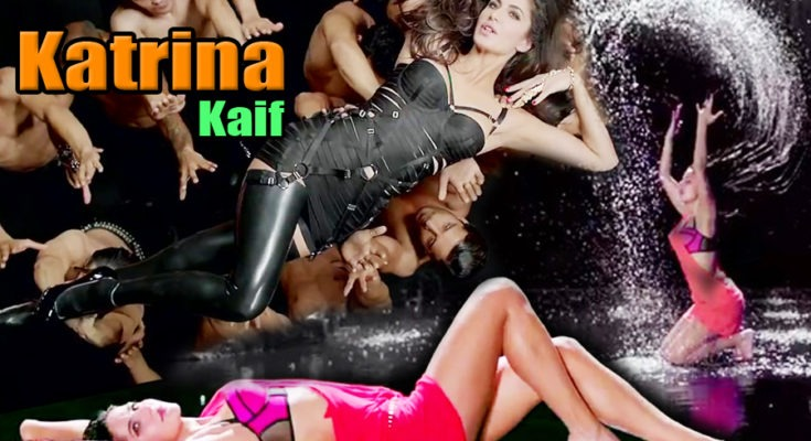 Katrina Kaif Hot & Sexy Stills from Dhoom Machale Song of DHOOM 3