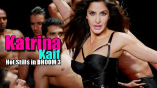 Katrina Kaif new screen captures from Dhoom 3 Theatrical Trailer