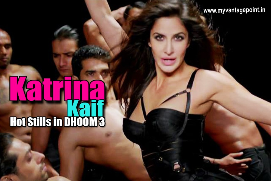 Katrina Kaif hot stills from dhoom 3 movie