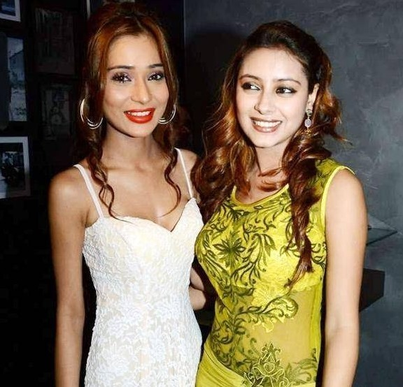 Pratyusha Banerjee Birthday Bash - VP (4)