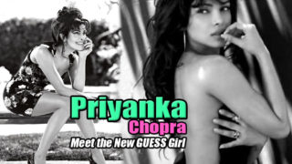 Priyanka Chopra Meet the New Guess Girl!
