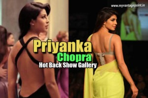 Priyanka Chopra Hottest Back Show in Backless Dresses..DO NOT MISS IT AT ANY COST