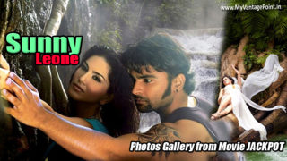 Sunny Leone in Hot Avatar in Movie JACKPOT