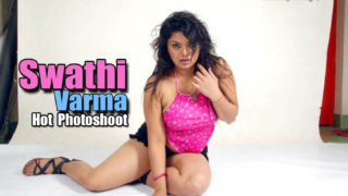 Swathi Varma Superhot Photoshoot..HOT AS HELL !!!
