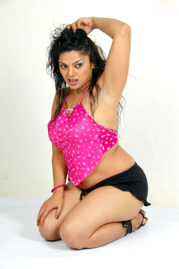 Swathi Varma Hot Photoshoot in Pink - VP (11)