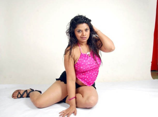 Swathi Varma Hot Photoshoot in Pink - VP (18)
