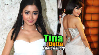 Tina Dutta – Sweet & Sexy Gallery of Famous UTTARAN Fame TV Actress
