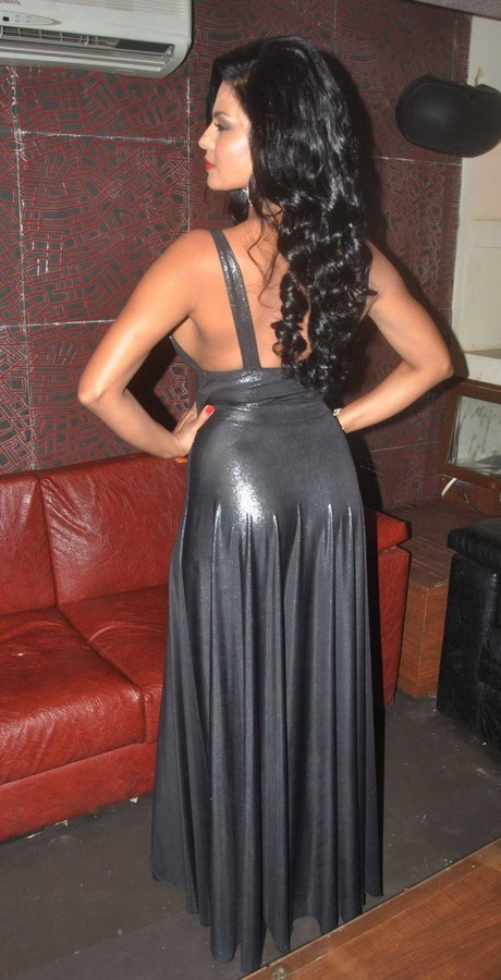 Veena Malik hot back, Veena Malik hot back show pictures, Veena Malik in sexy gown, Veena Malik hot images, Veena Malik masala pictures, Veena Malik spicy pictures